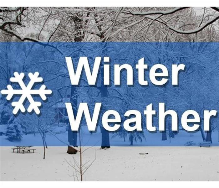 Winter Weather banner