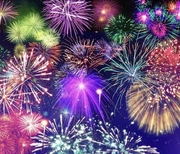 General Firework Safety in Woodhaven, Michigan